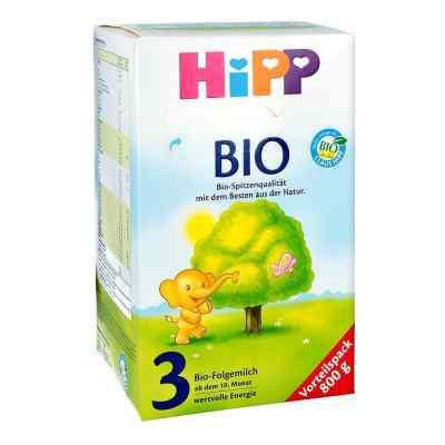 Hipp 3 Bio Folgemilch 2078