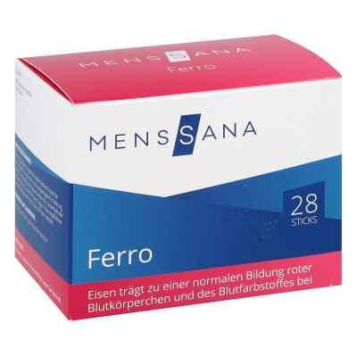 Ferro Menssana Pulver  bei apotheke.at bestellen