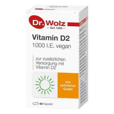 Vitamin D2 1000 I.e. vegan Kapseln  bei apotheke.at bestellen