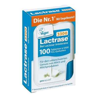 Lactrase 3.300 Fcc Tabletten im Klickspender  bei apotheke.at bestellen
