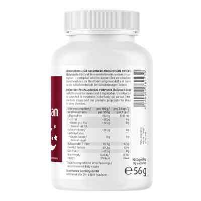 L-tryptophan 500 mg Kapseln
