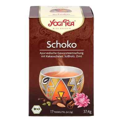 Yogi Tea Schoko Bio  bei apotheke.at bestellen