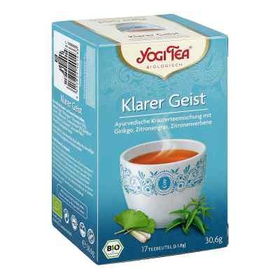 Yogi Tea Klarer Geist Bio Filterbeutel  bei apotheke.at bestellen