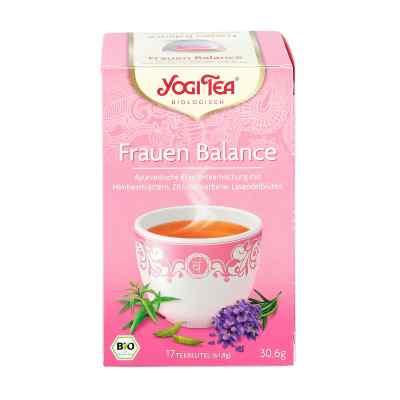 Yogi Tea Frauen Balance Bio  bei apotheke.at bestellen