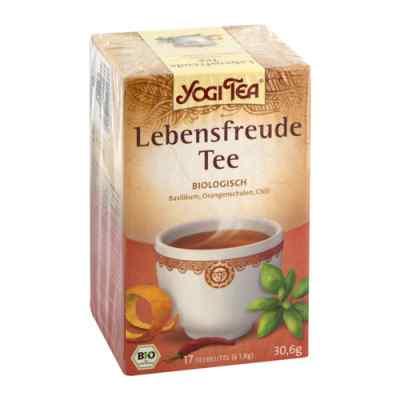 Yogi Tea Lebensfreude Bio