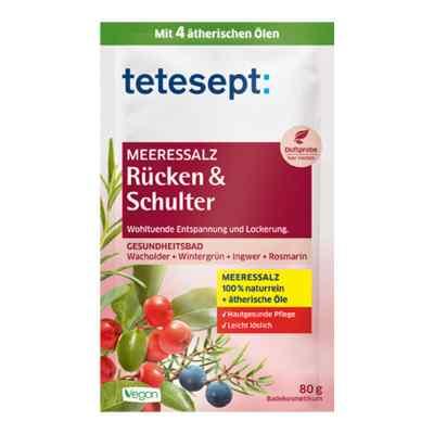 Tetesept Meeressalz Rücken & Schulter  bei apotheke.at bestellen