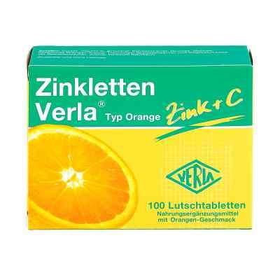 Zinkletten Verla Orange Lutschtabletten  bei apotheke.at bestellen
