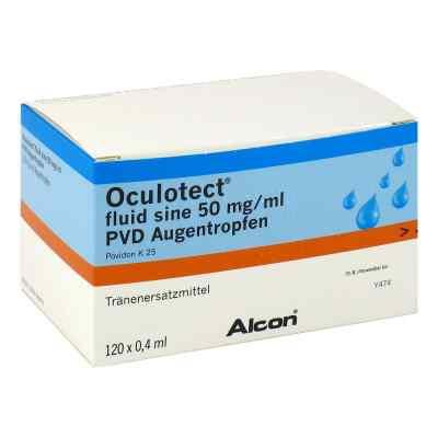 Oculotect fluid sine Pvd Augentropfen  bei apotheke.at bestellen