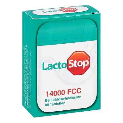 Lactostop 14.000 Fcc Tabletten im Spender