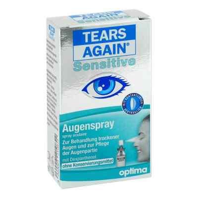 Tears Again Sensitive Augenspray  bei apotheke.at bestellen
