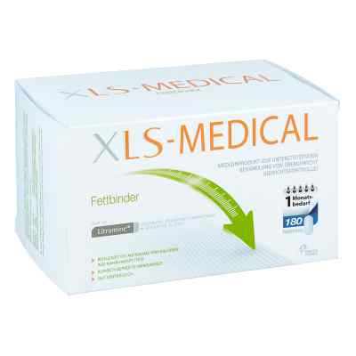 Xls Medical Fettbinder Tabletten Monatspackung  bei apotheke.at bestellen