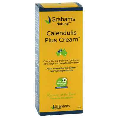 Grahams Natural Calendulis Plus Cream  bei apotheke.at bestellen