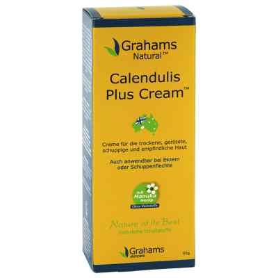 Grahams Natural Calendulis Plus Cream