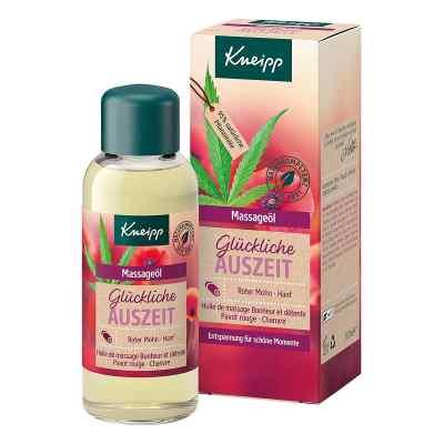 Kneipp Massageöl Glückliche Auszeit  bei apotheke.at bestellen