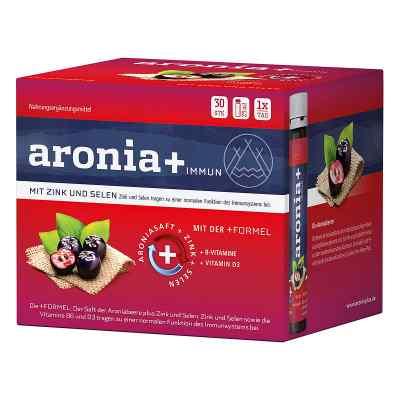 Aronia+ Immun Monatspackung Trinkampullen  bei apotheke.at bestellen
