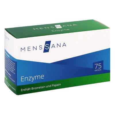 Enzyme Menssana Kapseln  bei apotheke.at bestellen