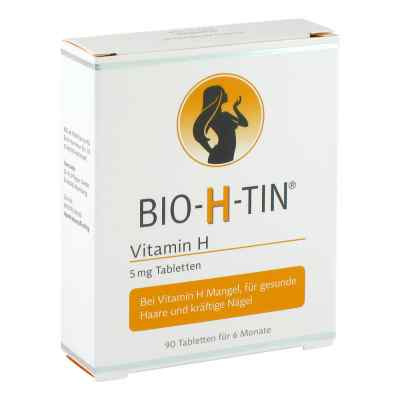 Bio-h-tin Vitamin H 5 mg für 6 Monate Tabletten  bei apotheke.at bestellen