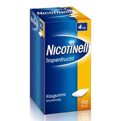Nicotinell 4mg Tropenfrucht  bei apotheke.at bestellen