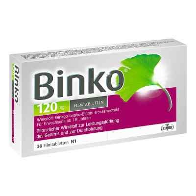 Binko 120mg  bei apotheke.at bestellen