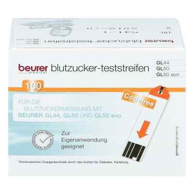 Beurer Gl44/gl50 Blutzucker-teststreifen
