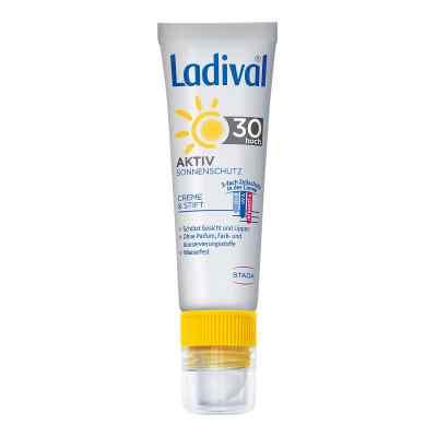 Ladival Aktiv Sonnenschutz für Gesicht und Lipp. Lsf30  bei apotheke.at bestellen