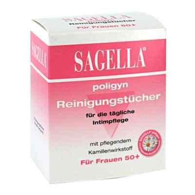 Sagella poligyn Reinigunstücher für die Intimpflege