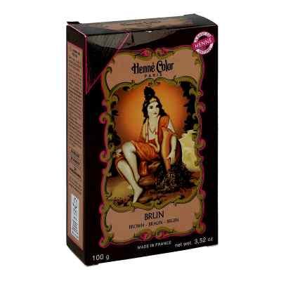 Henna Color Pulver braun Brun  bei apotheke.at bestellen