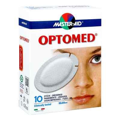 Optomed Augenkompresse selbstklebend steril  bei apotheke.at bestellen