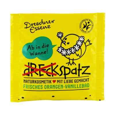 Dresdner Essenz Dreckspatz fr.Orang./Van.-Bad gelb  bei apotheke.at bestellen