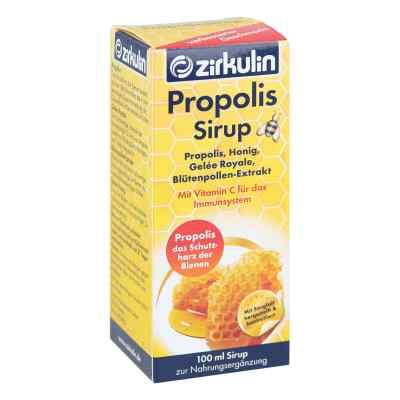 Zirkulin Propolis Sirup  bei apotheke.at bestellen