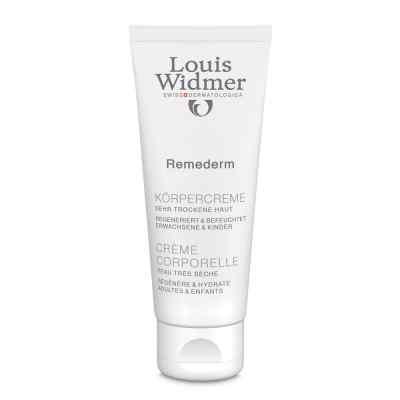 Widmer Remederm Körpercreme leicht parfümiert  bei apotheke.at bestellen