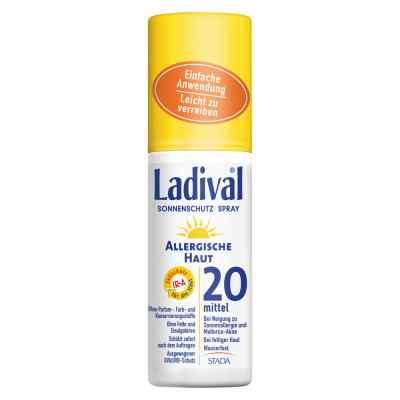Ladival allergische Haut Spray Lsf 20