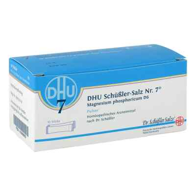Biochemie Dhu 7 Magnesium phosphoricum D6 Sticks Pulver  bei apotheke.at bestellen