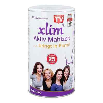 Xlim Aktiv Mahlzeit Schoko Pulver  bei apotheke.at bestellen