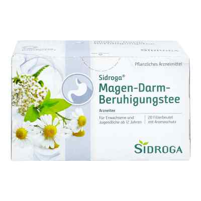Sidroga Magen-darm-beruhigungstee Filterbeutel  bei apotheke.at bestellen