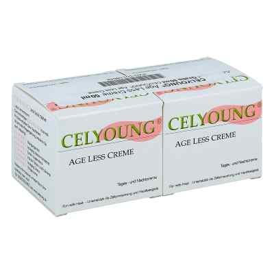 Celyoung age less Creme plus eine Gratis  bei apotheke.at bestellen