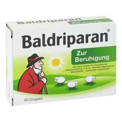 Baldriparan Zur Beruhigung  bei apotheke.at bestellen