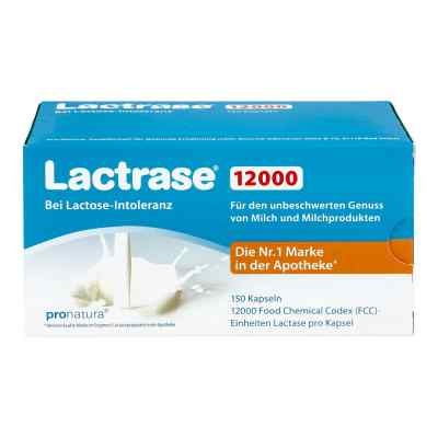 Lactrase 12.000 Fcc Kapseln  bei apotheke.at bestellen