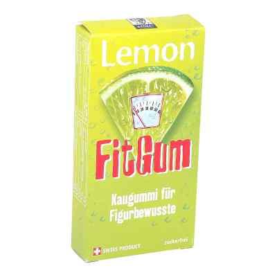 Lemon Fitgum L-carnitin Kaugummi  bei apotheke.at bestellen