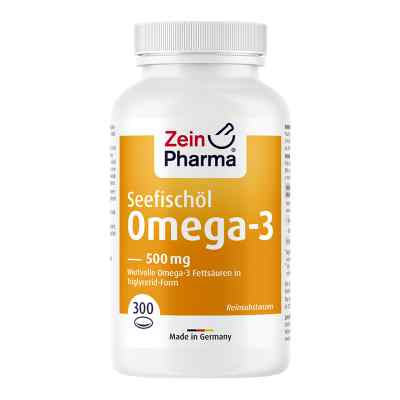 Omega 3 500 mg Caps  bei apotheke.at bestellen