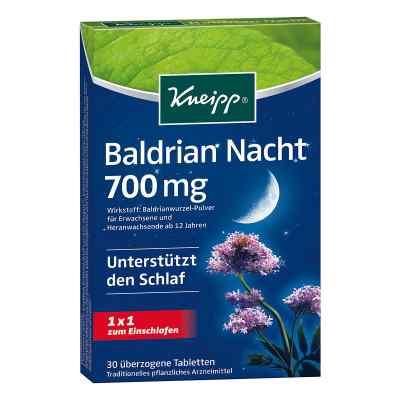 Kneipp Baldrian Nacht überzogene Tabletten  bei apotheke.at bestellen