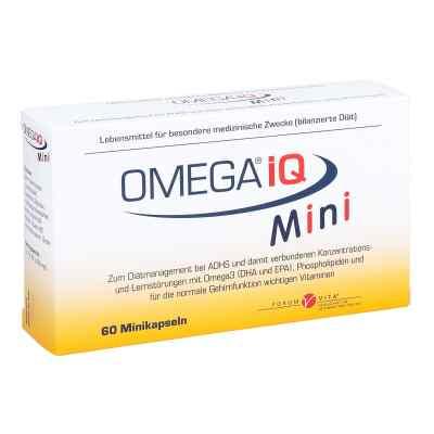 Omega Iq Mini Kapseln  bei apotheke.at bestellen