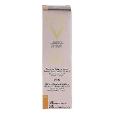 Vichy Teint Ideal Fluid Lsf 55