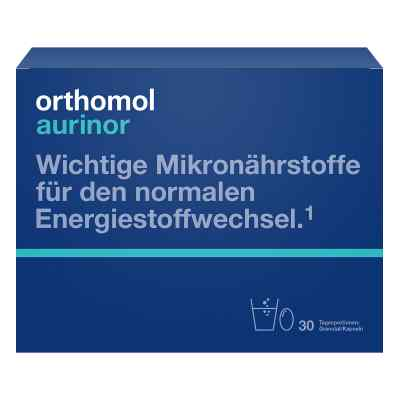 Orthomol aurinor Granulat  bei apotheke.at bestellen