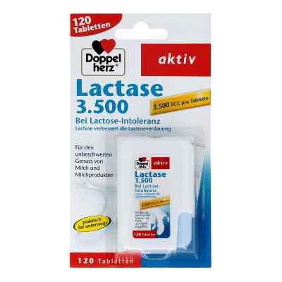 Doppelherz Lactase 3.500 Tabletten  bei apotheke.at bestellen