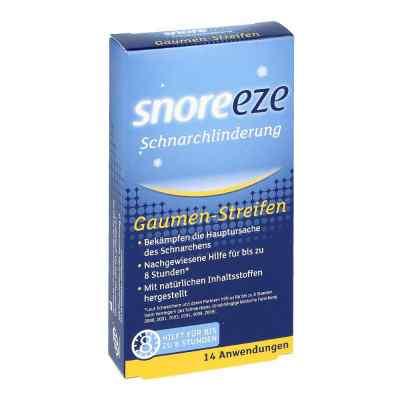Snoreeze Schnarchlinderung Gaumen-streifen  bei apotheke.at bestellen