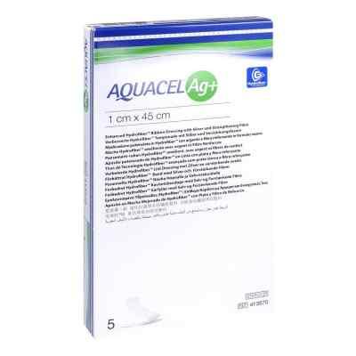 Aquacel Ag+ 1x45 cm Tamponaden  bei apotheke.at bestellen