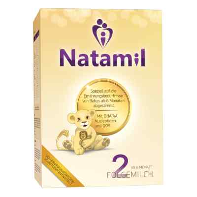 Natamil 2 Folgemilch Pulver  bei apotheke.at bestellen