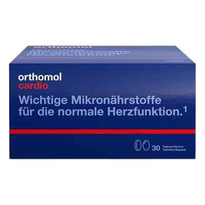 Orthomol Cardio Tabletten + Kapseln  bei apotheke.at bestellen