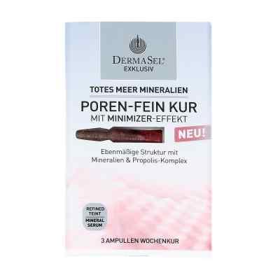 Dermasel Ampullen-kur Poren-fein Exklusiv  bei apotheke.at bestellen